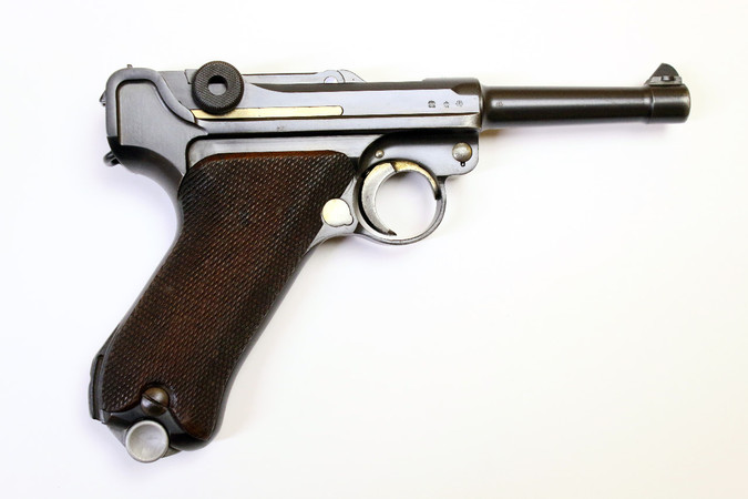 "Pistole - Mauser (S/42) Mod. 08 (1936) ""Wehrmacht"" 