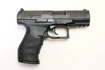 Druckluftpistole - Walther Mod. PPQ